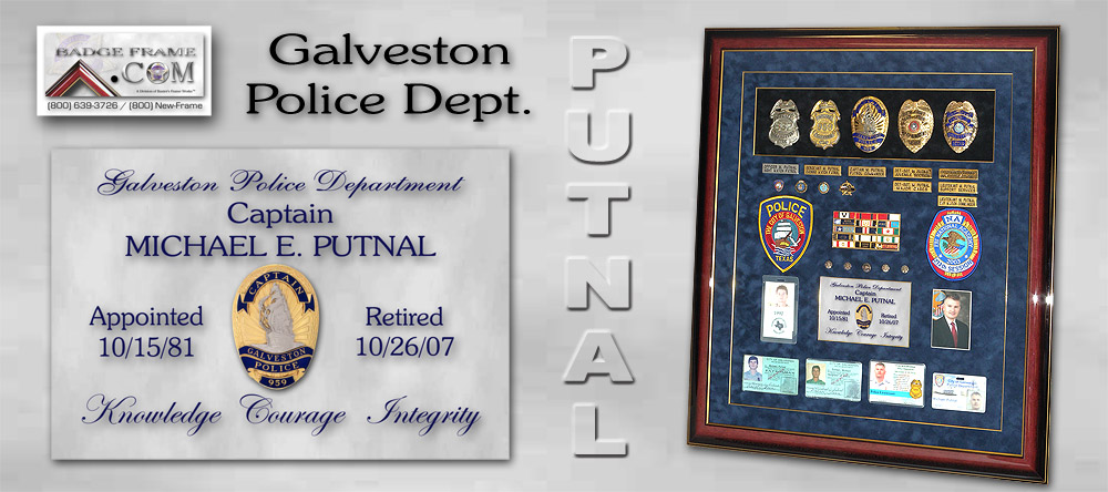 Putnal - Galveston                 PD