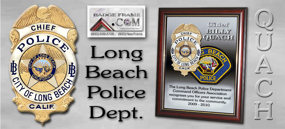 Chief Quach - Long               Beach PD