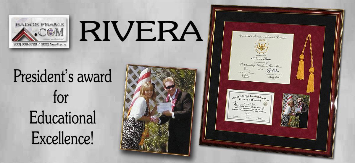 Rivera - Graduation Presentation