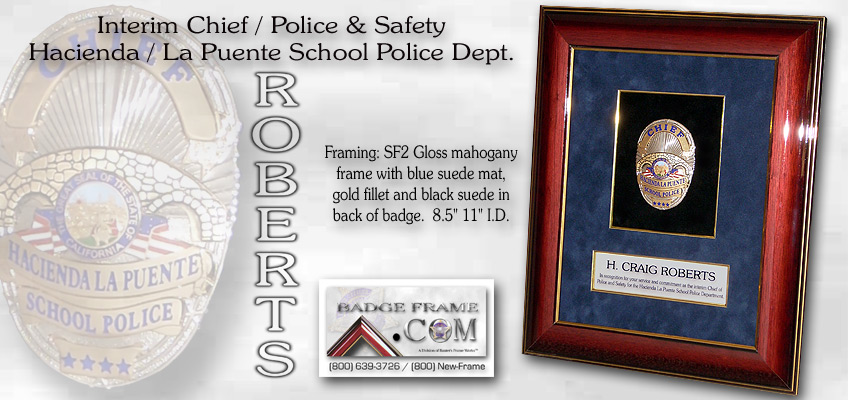 Roberts - Hacienda La Puente School Police