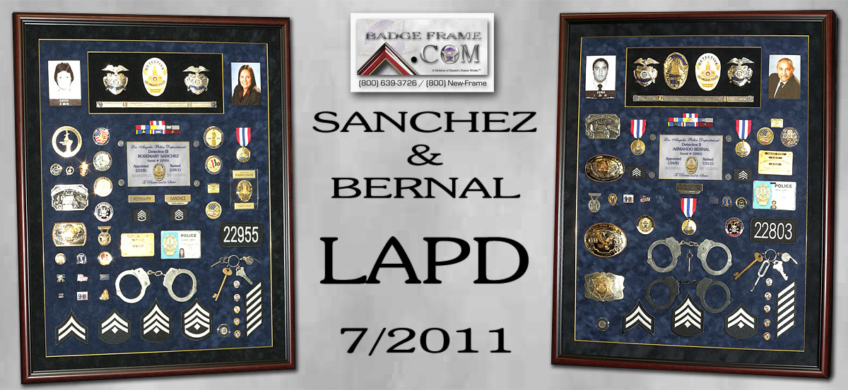 Sanchez & Bernal - LAPD
