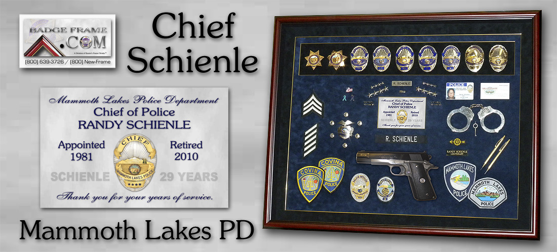 Chief Schienle