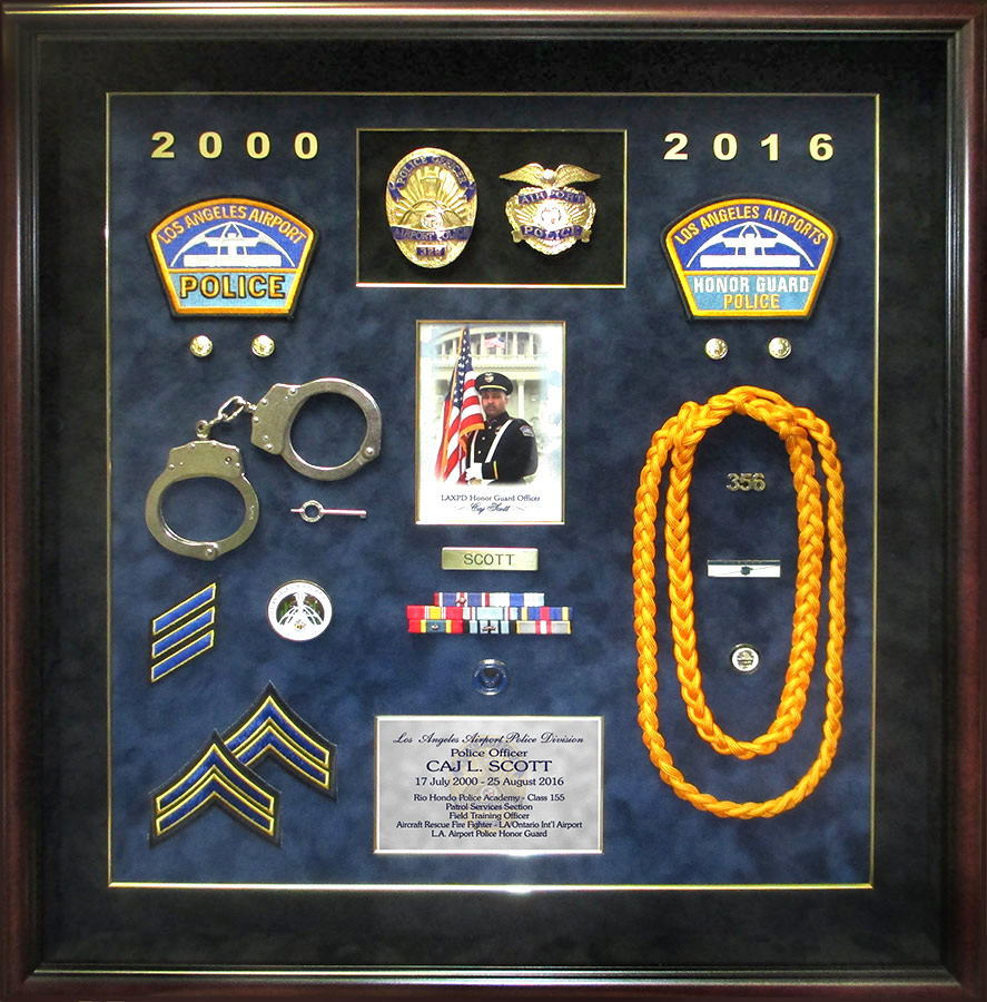 Scott -           E.O.W. Los Angeles Worls Airport Police presentation from           Badge Frame 1/2017