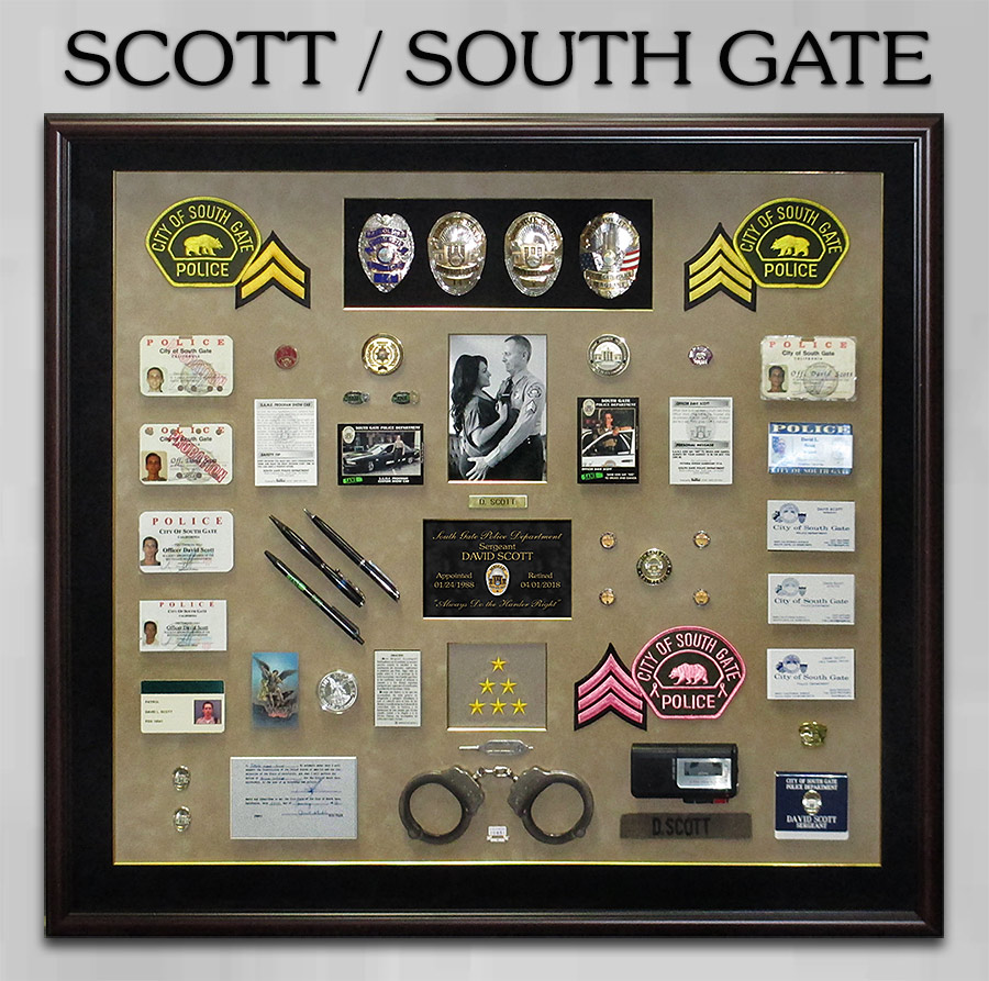 Scott - South Gate PD