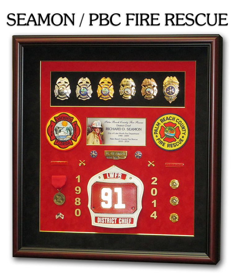 Seamon - Palm Beach County Fire Rescue