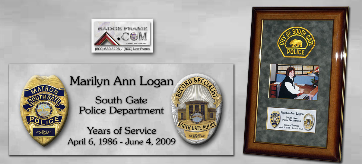 South Gate PD - Logan