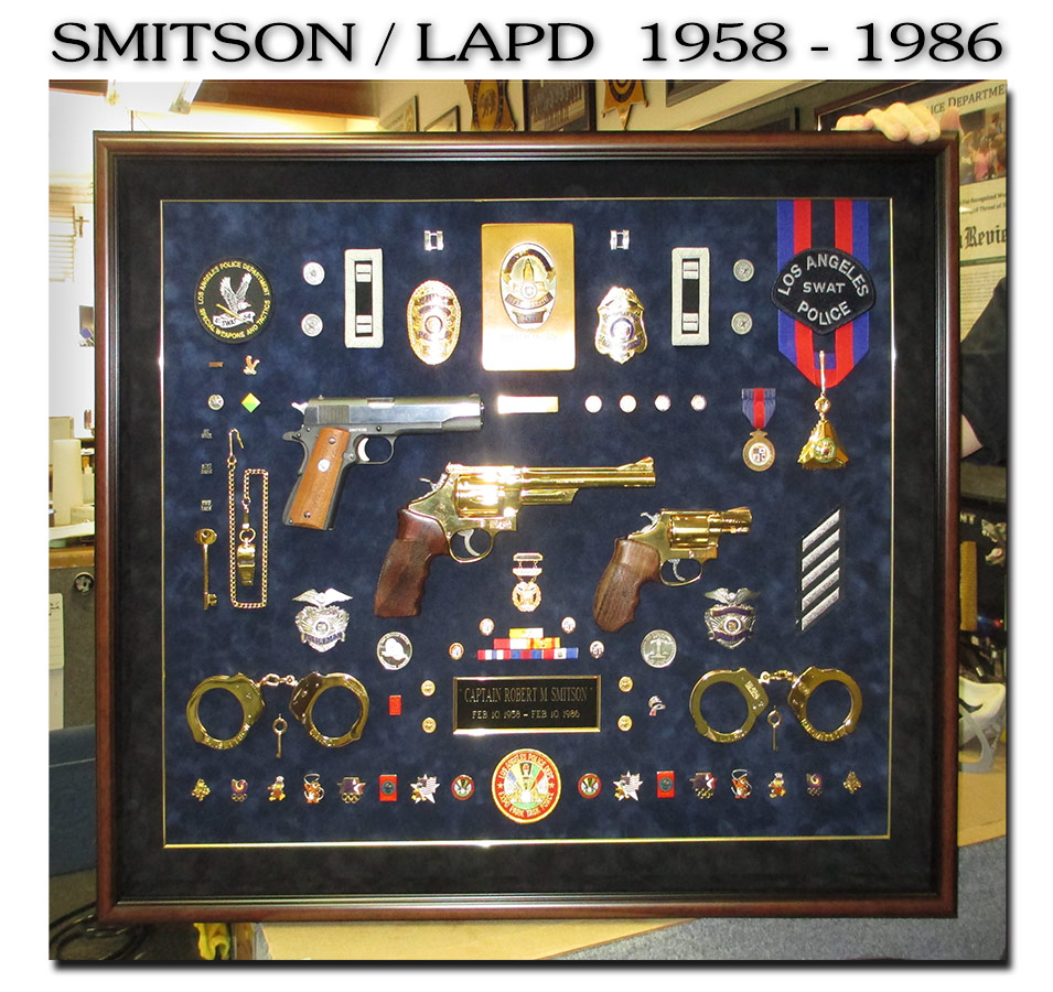 Smitson - LAPD Presentation from Badge Frame