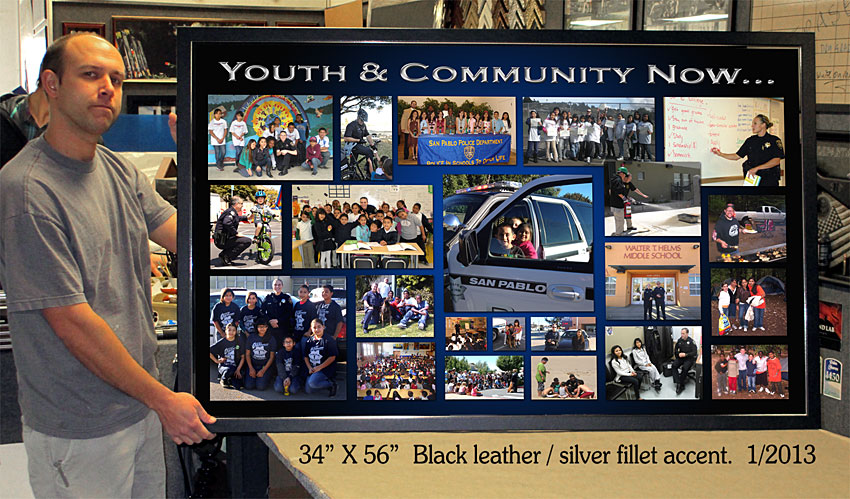 San Peblo PD - Youth and Connunity