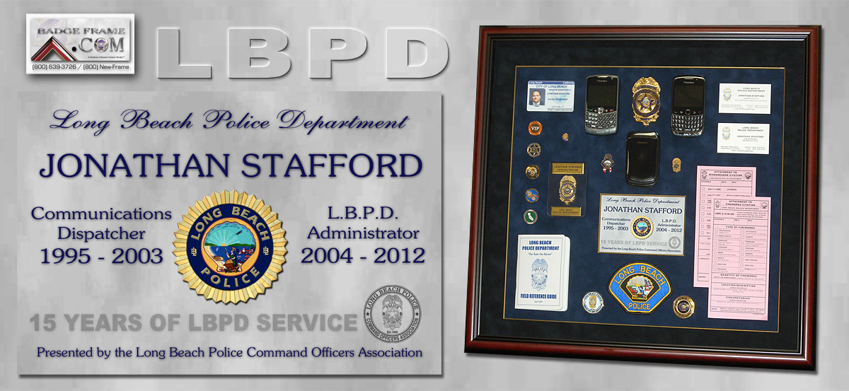 Stafford - Long Beach PD