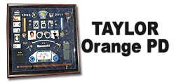 Brent Taylor - Orange PD