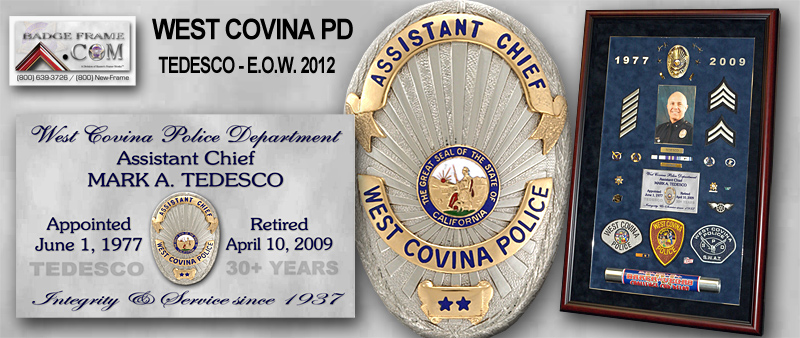 Tedesco - West Covina PD