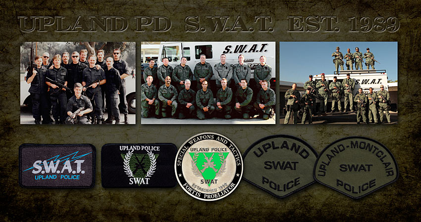 Upland SWAT Collage