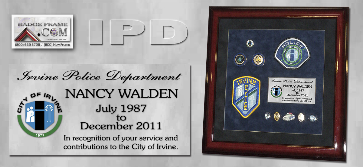 Walden - Irvine         PD