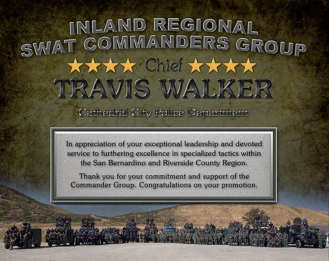 Walker - Inland Regional SWAT