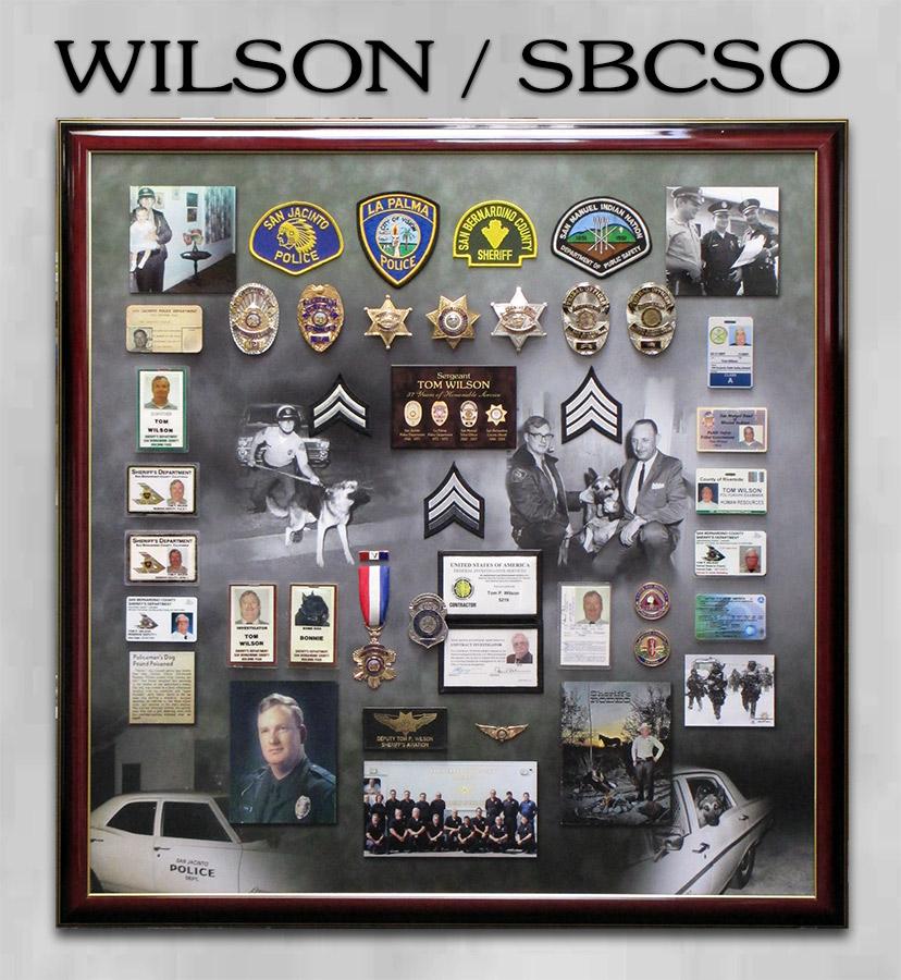 Wilson / San Bernardino County Sheriff