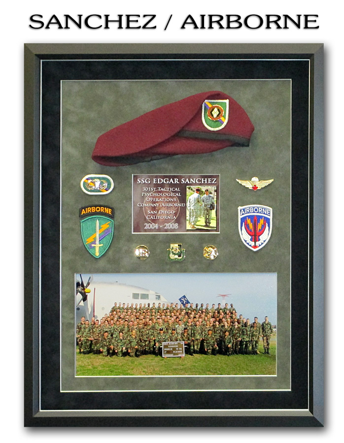Army Framing Projects