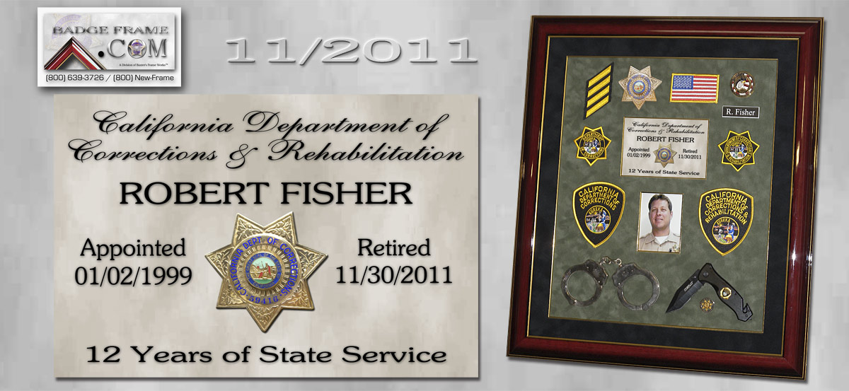 Correctional Framing Projects