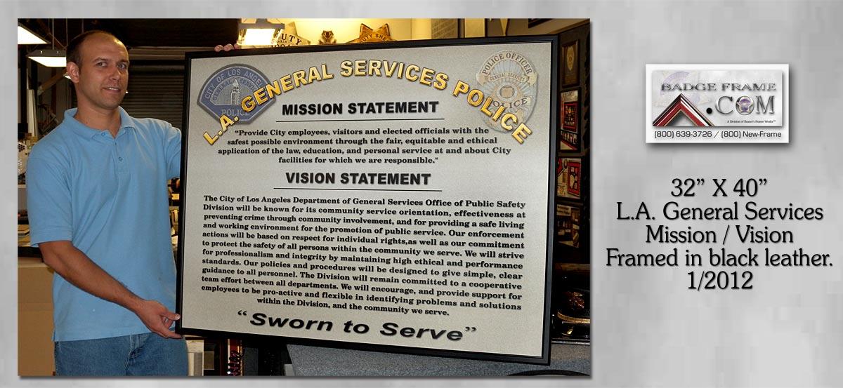 Ethics Mission Statements Core Values Vision Statements