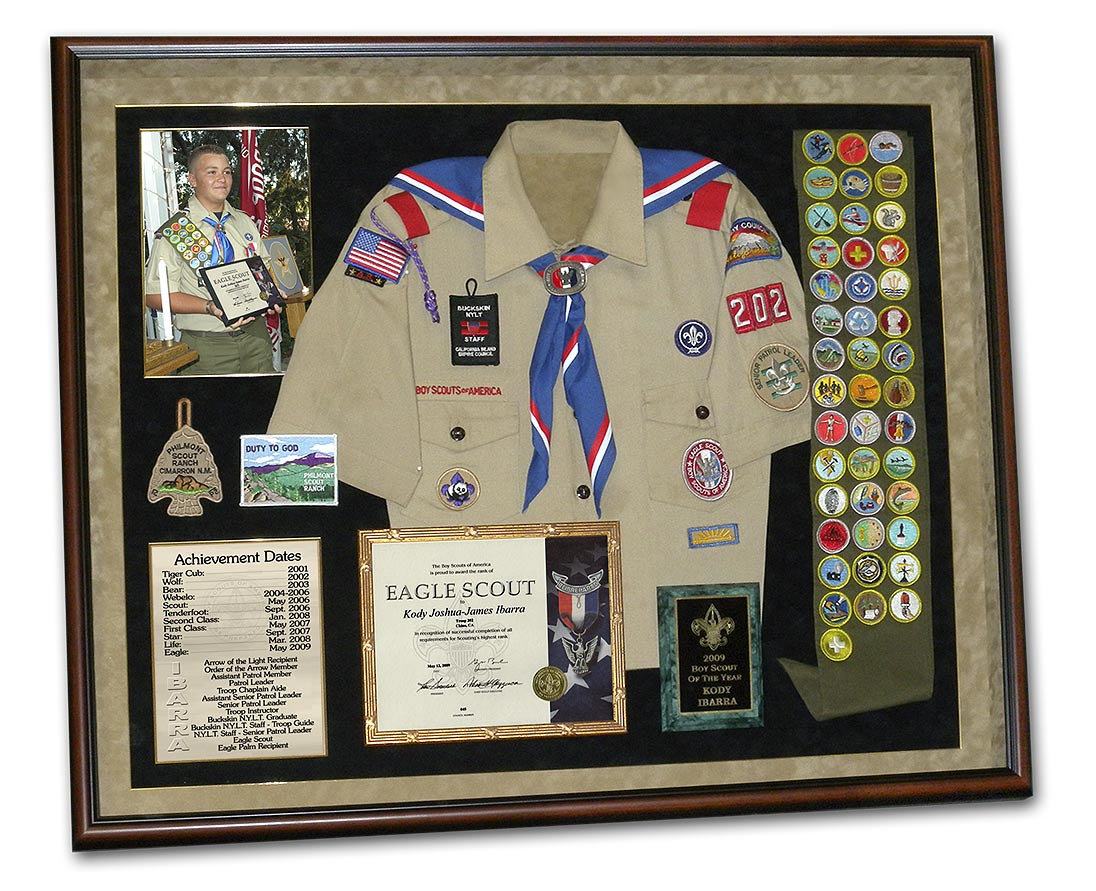 Eagle Scout Picture Frame Picture Frame Ideas