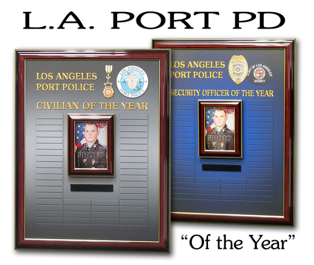 Custom academy framing for military and law enforcement jeuxipadfo Choice Image