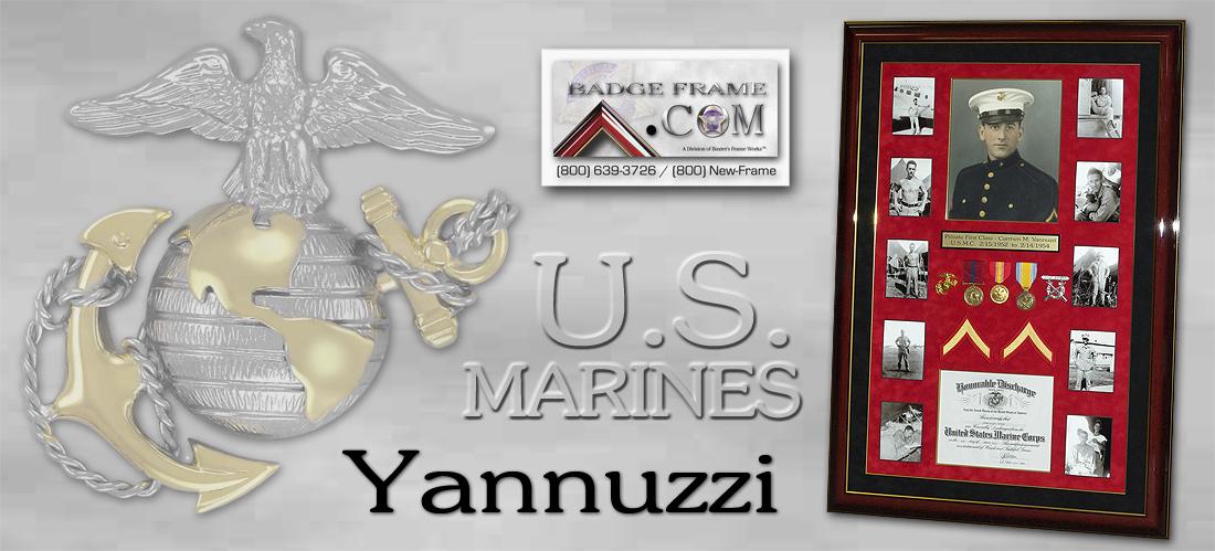 Marine Related Framing Projects